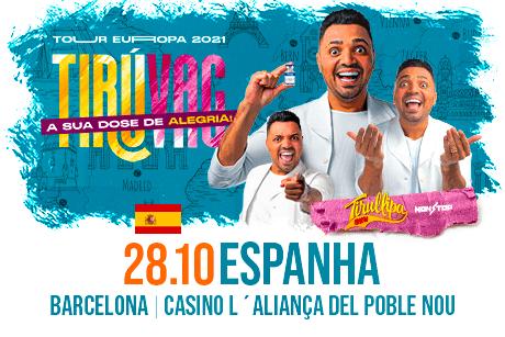 Tirullipa Show - Tiruvac (Barcelona)