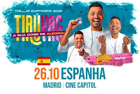 Tirullipa Show - Tiruvac (Madrid)