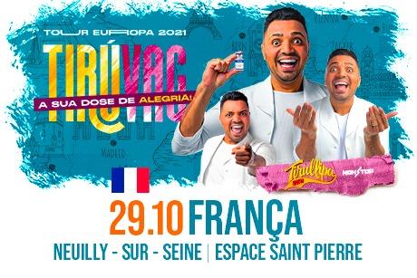 Tirullipa Show - Tiruvac - Paris